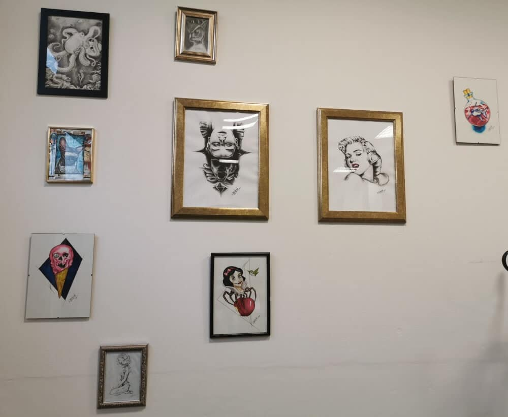 Sisters Tattoo Brno tetovací salon Černovice