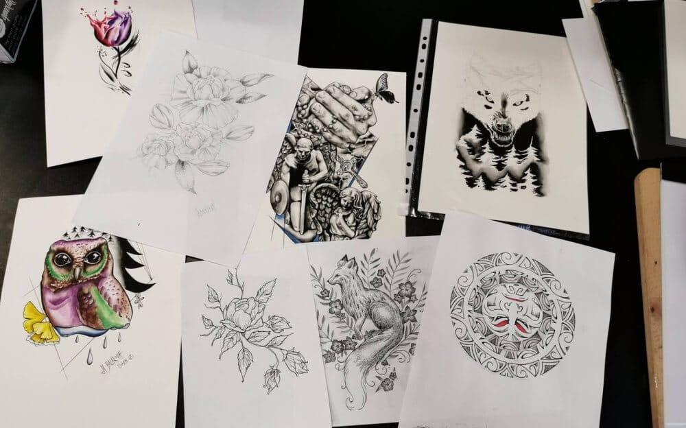 Sisters Tattoo Brno tetovací salon studio Černovice